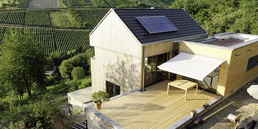 Einfamilienhaus bei Trier